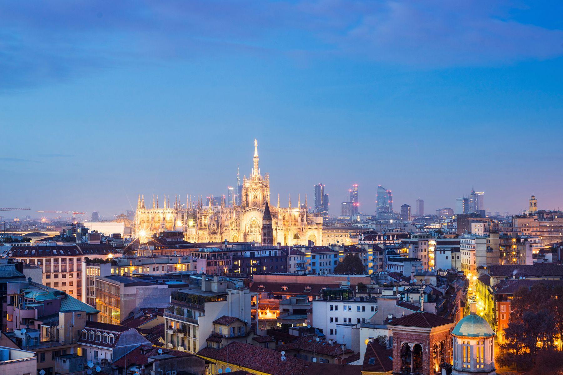 Mailand Cityview