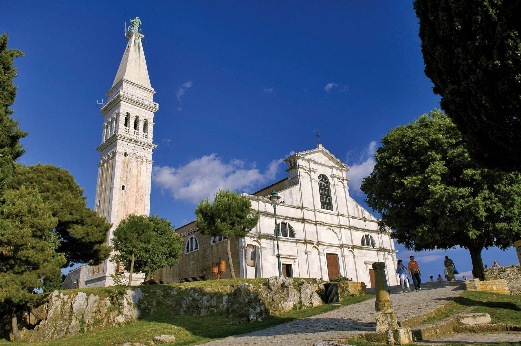 Rovinj_Kirche der Heiligen Euphemia