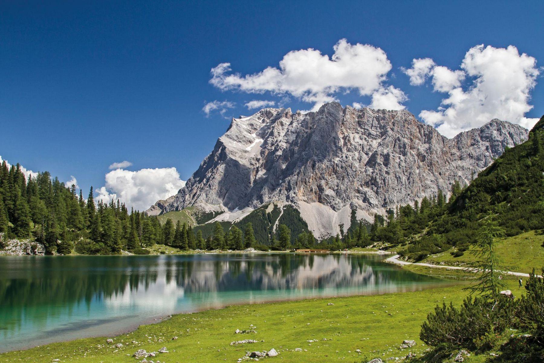 See Seeeben Zugspitze iStock515824246 web