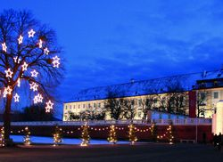 Schloss hof advent 01