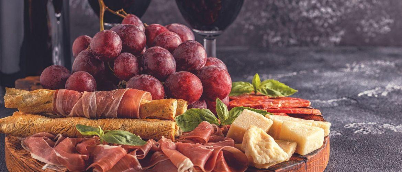 Italien Essen Italienisch iStock1007624838 web