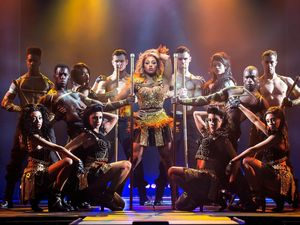 The Bodyguard UK Tour Alexandra Burke Paul Coltas 02