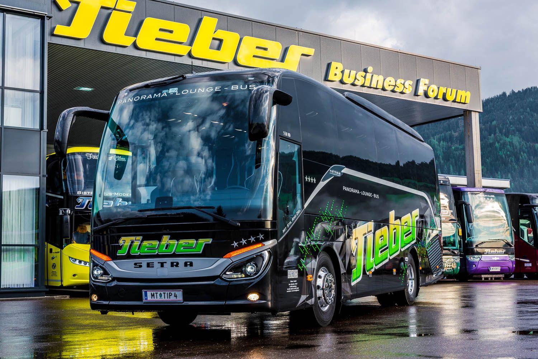 Busflotte Tieber